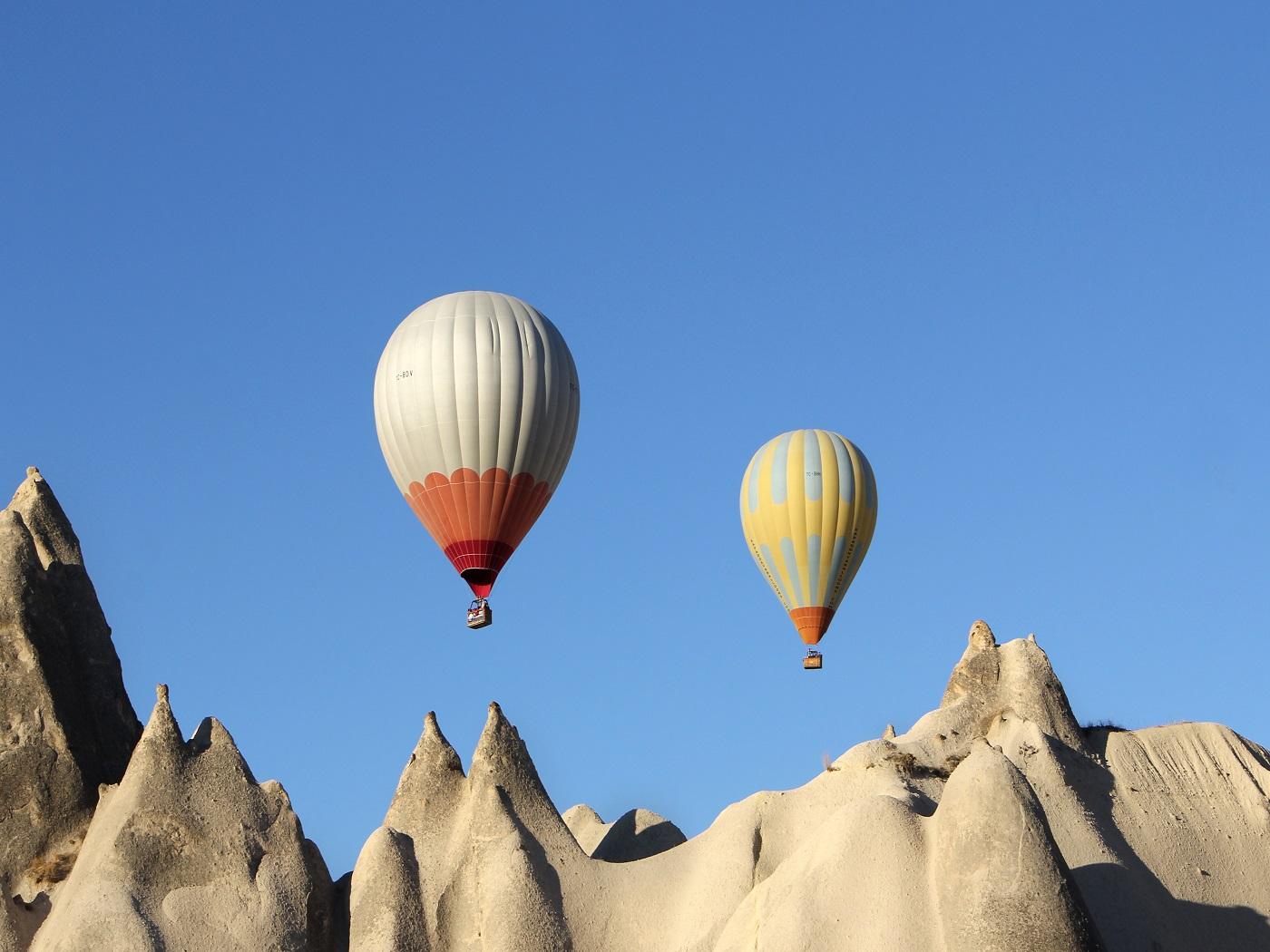 Uçan Balonla Uzay Yolculuğu: Space Perspective